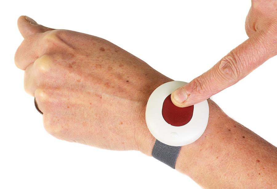 Bouton de panique et bracelet d'urgence à Laval
