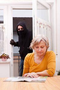 Système d'alarme pour personne âgées