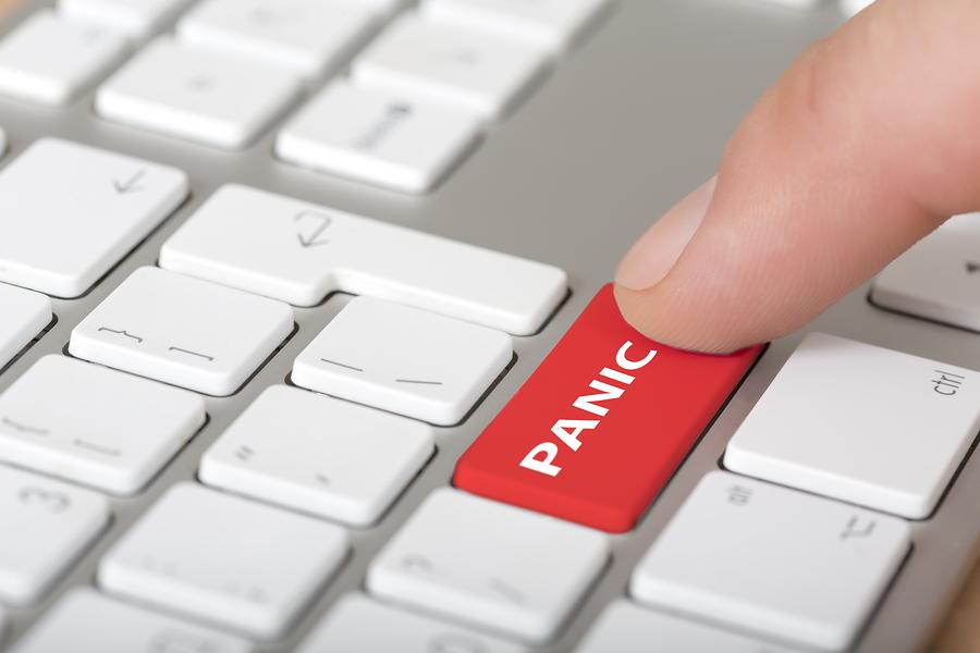 Installation de bouton de panique pour le Web