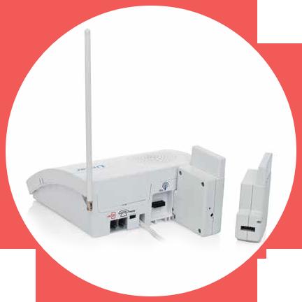 Système alarme personnel PERS 4200