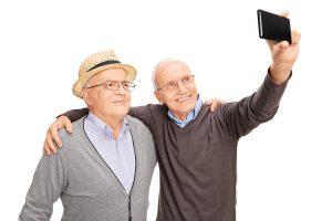 téléphone pour personne âgée