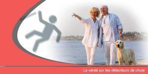 Lisez sur les détecteurs de chute pour boutons d'urgence et leur fiabilité pour les personnes âgées.