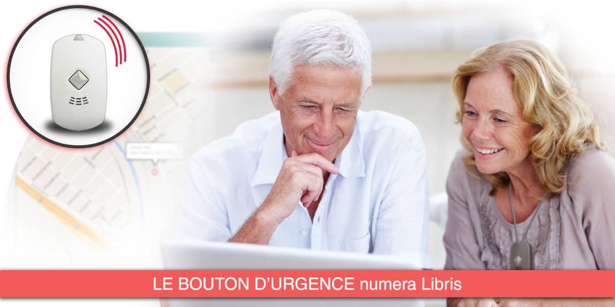 Comment épargner sur votre bracelet d'urgence mobile numera Libris de Nortek au Québec et quelles sont les caractéristiques de ce bouton d'alerte médicale ?)